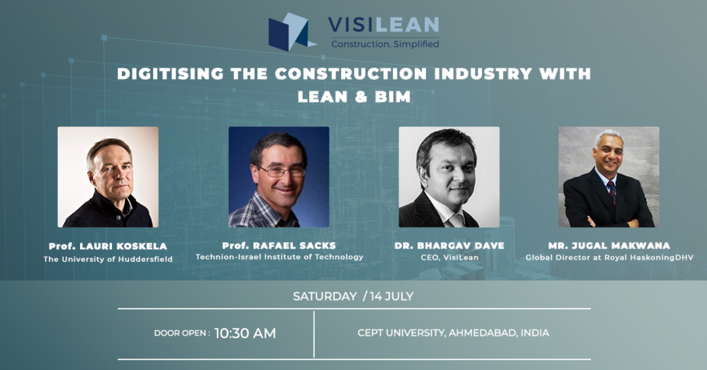 Digitising the construction industry with Lean and BIM