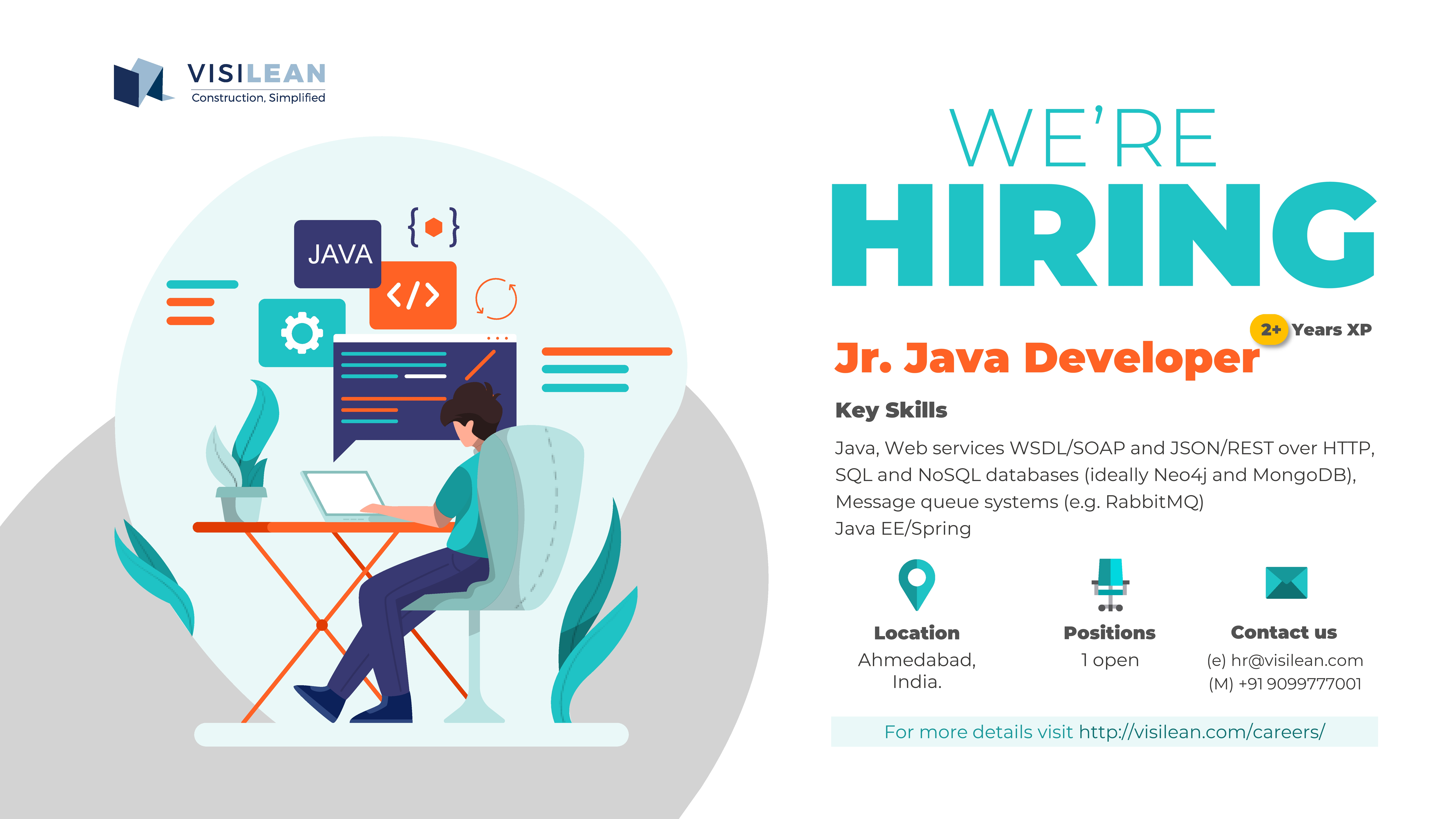 Jr. Java Developer