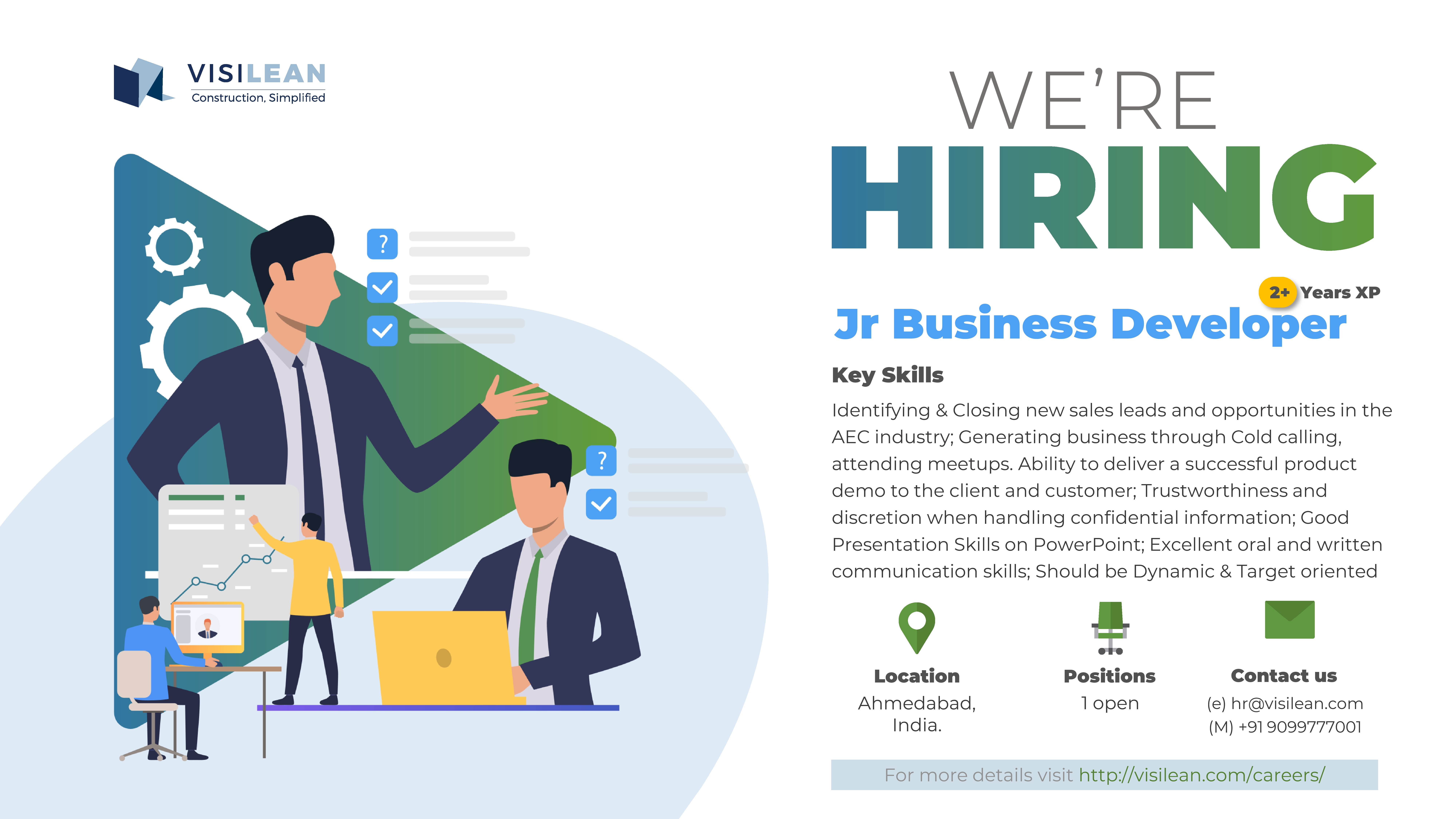 Jr. Business Developer