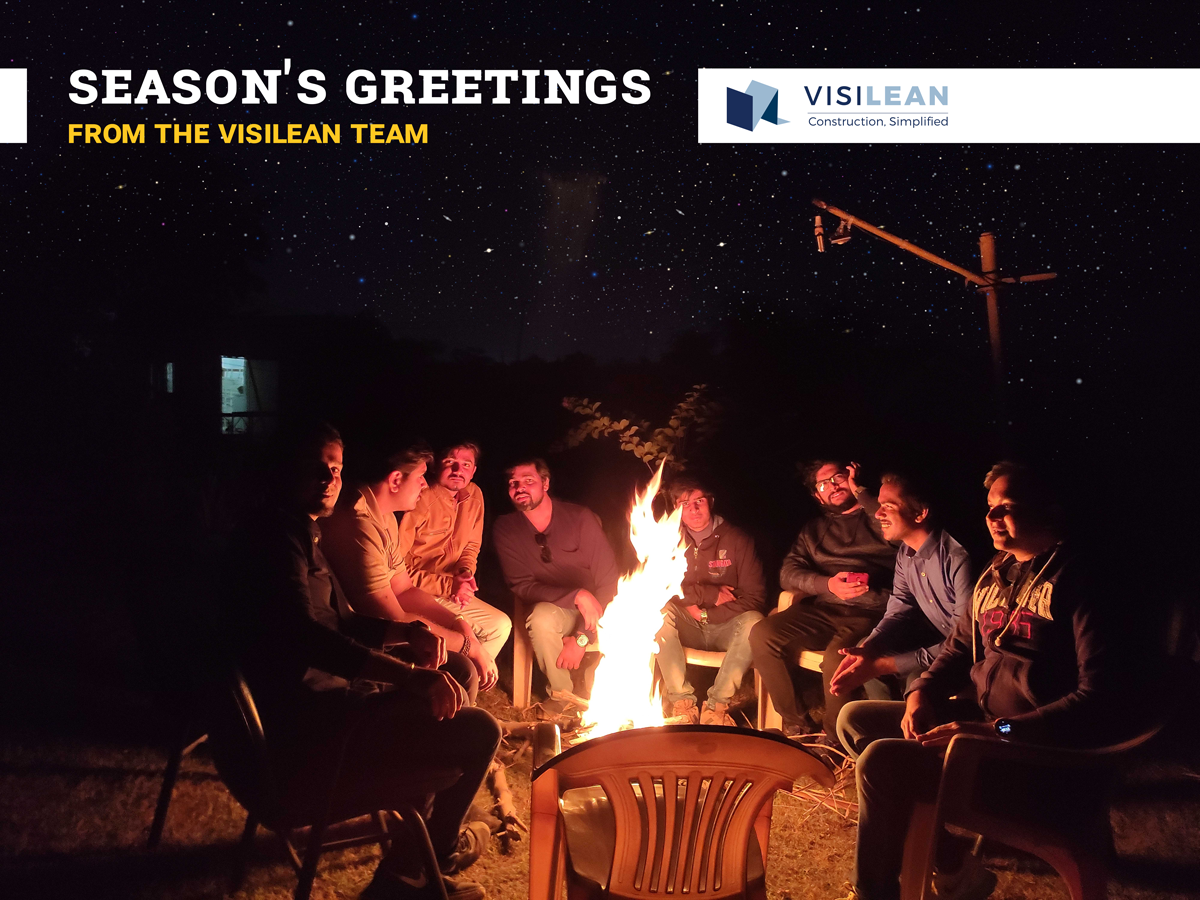Season's Greetings from the VisiLean team