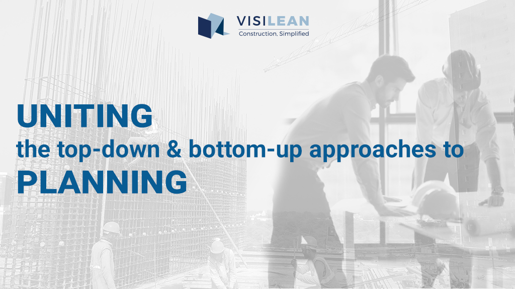 uniting the top-down & bottom-up approaches to planning