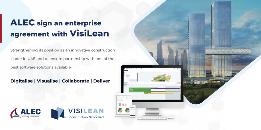 ALEC sign an Enterprise Agreement with VisiLean Ltd