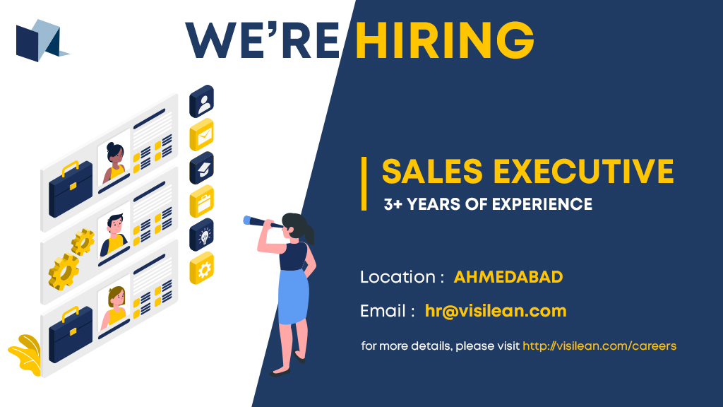 job in Sales Executive