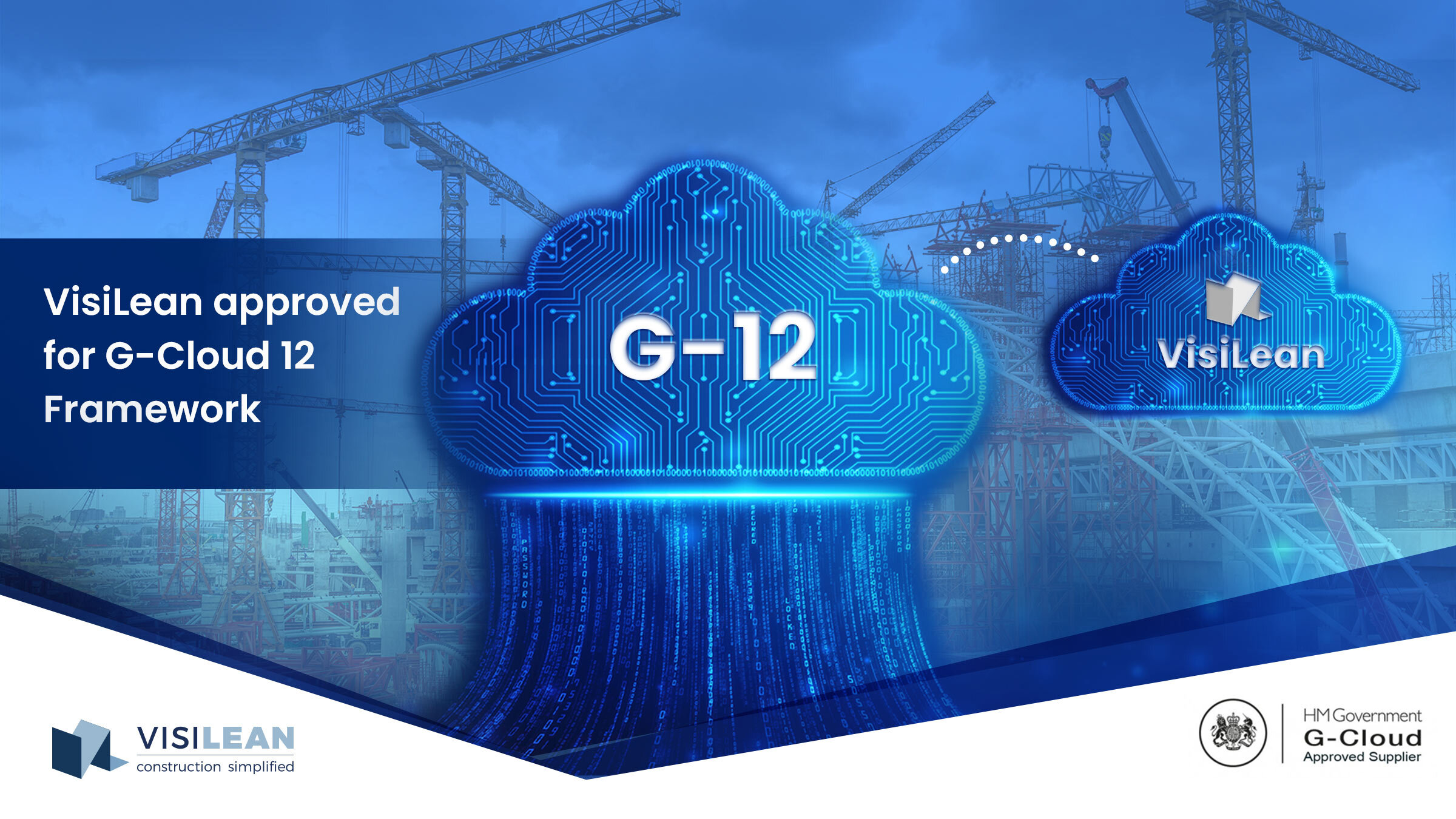 Visilean approved for G-Cloud 12 Framework 2